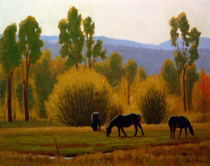 Horses in Oakley Utah - DoyleShaw