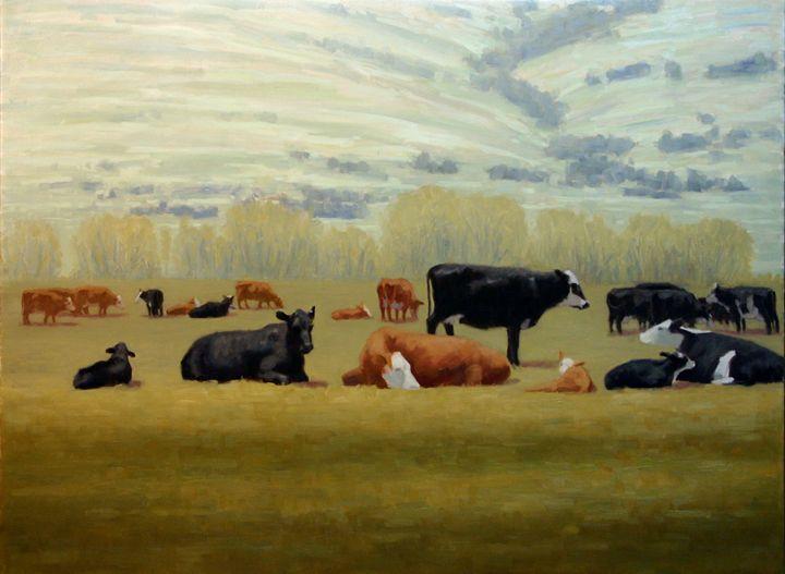 Gentle Pastures - DoyleShaw