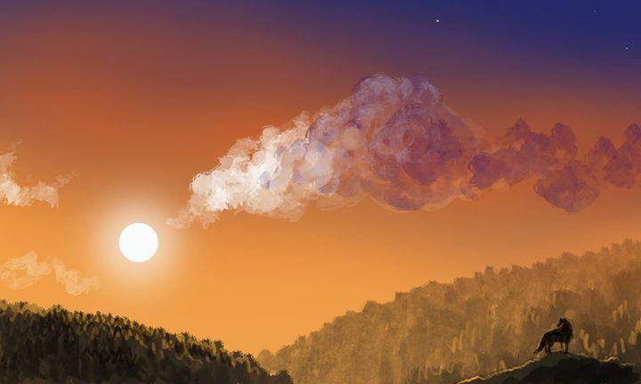 The Sun Always Rises - Art of James Mongkhonvilay