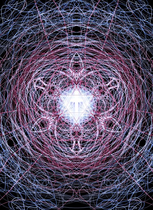 The Holy Trinity - Art of James Mongkhonvilay