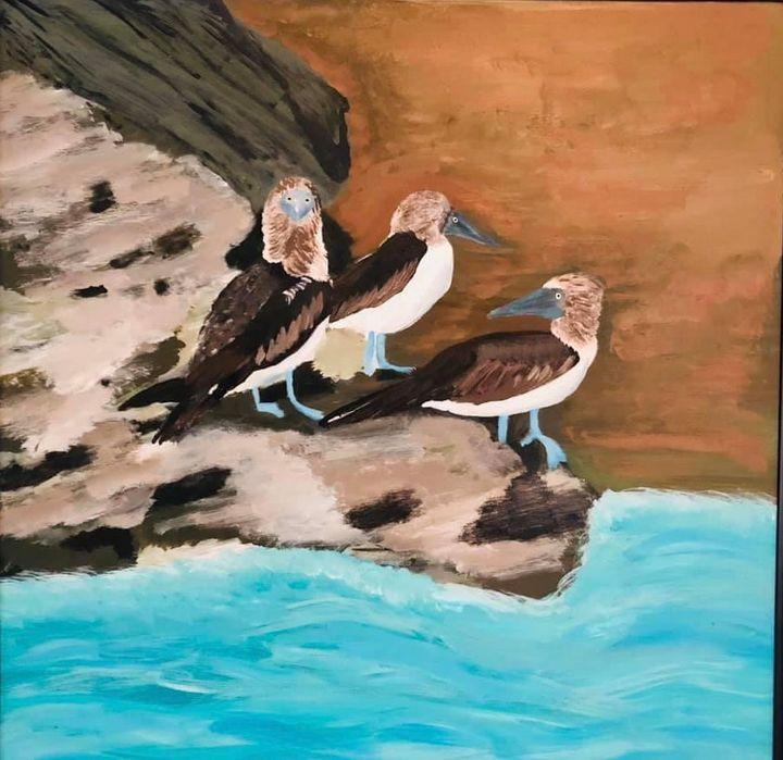 Galapagos Style - Cheryl Taylor Creations
