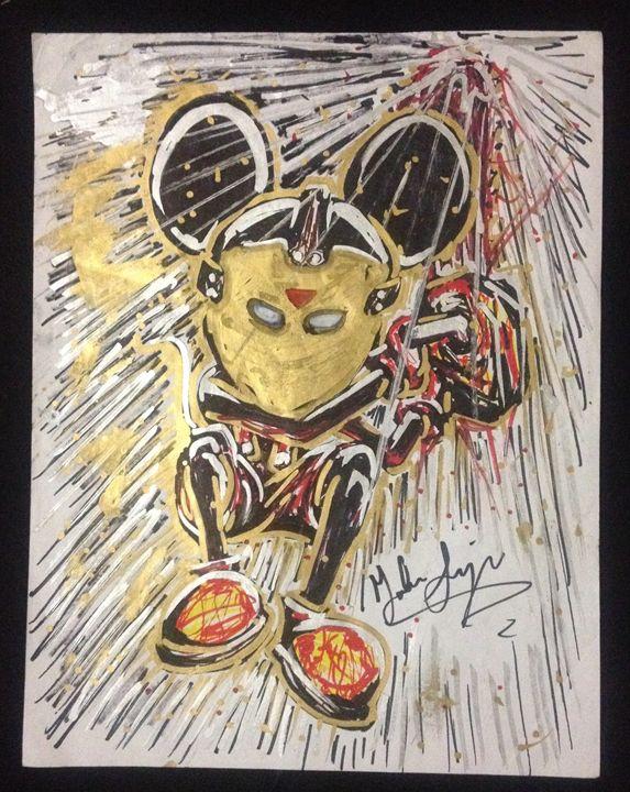 Mickey Massacre - InkdAndScrewd