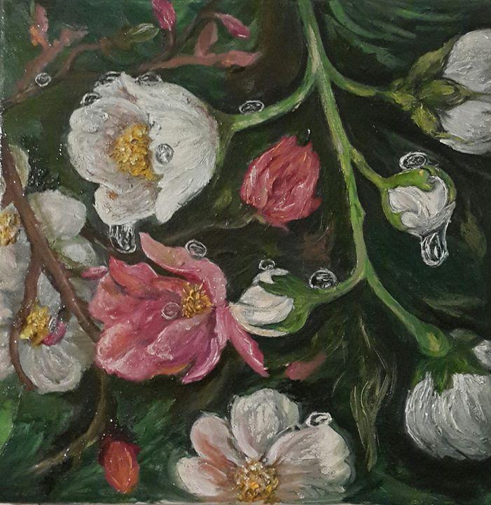 Blossom - AleksBabayanArt
