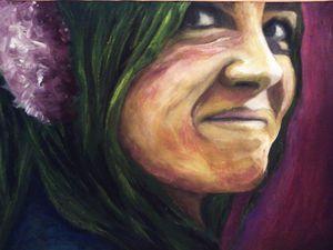 Clea (portrait sample)
