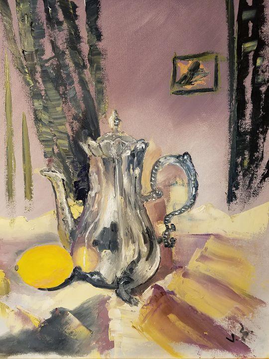 Still life with Lemon - Vlad Solomaha