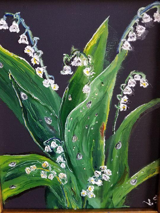 Lily of the Valley - Vlad Solomaha