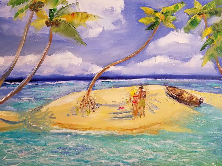 Beach - Vlad Solomaha