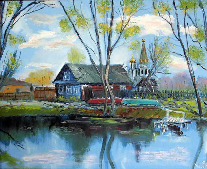 Old house - Vlad Solomaha