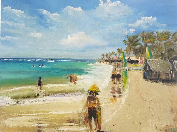 Caribbean market - Vlad Solomaha