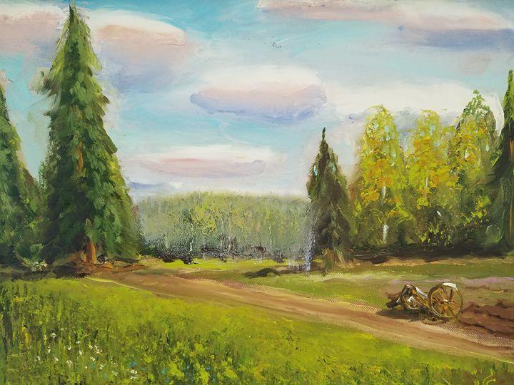 Summer - Vlad Solomaha