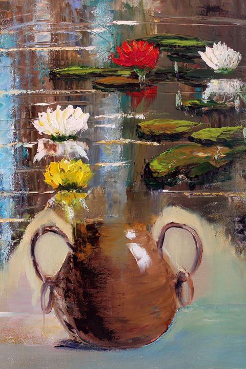 Water lilies - Vlad Solomaha