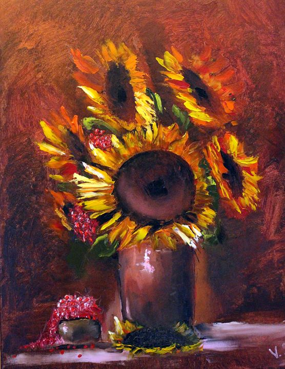 Sunflowers - Vlad Solomaha