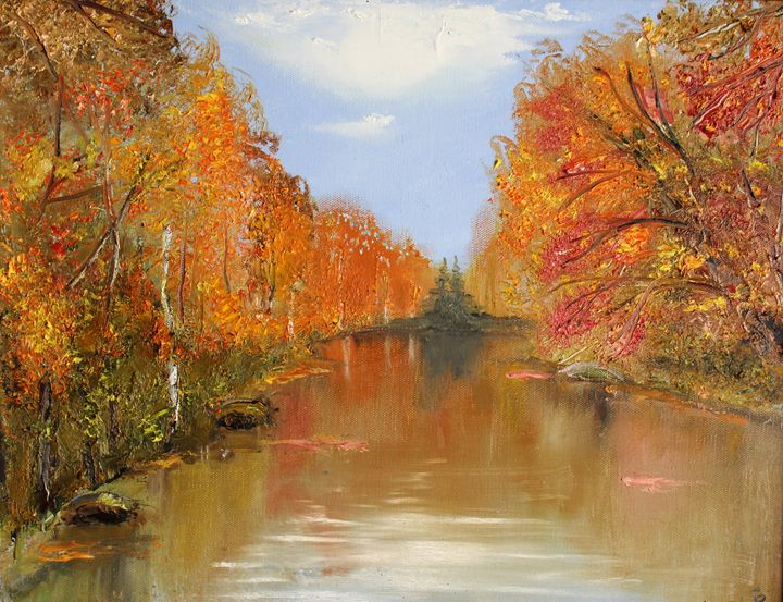 Autumn - Vlad Solomaha