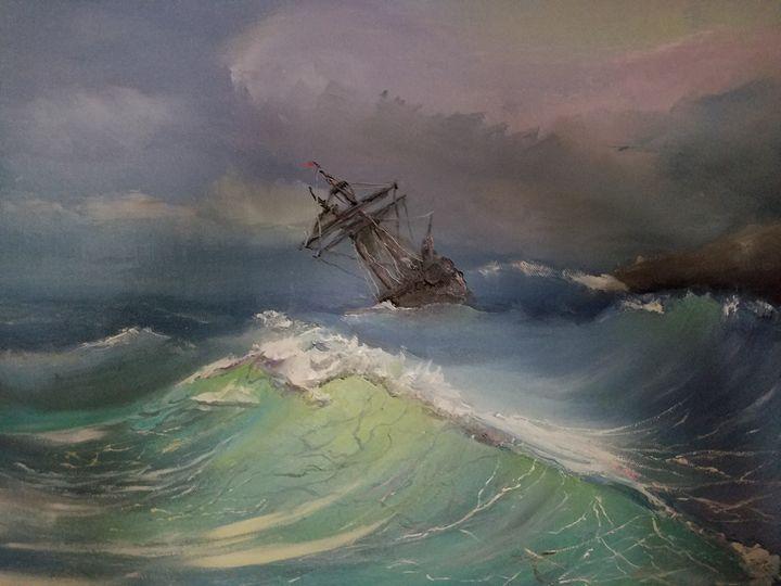 Storm - Vlad Solomaha