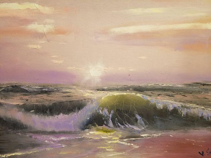 Sunset - Vlad Solomaha