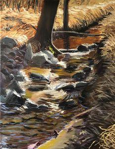 Maynadier Creek
