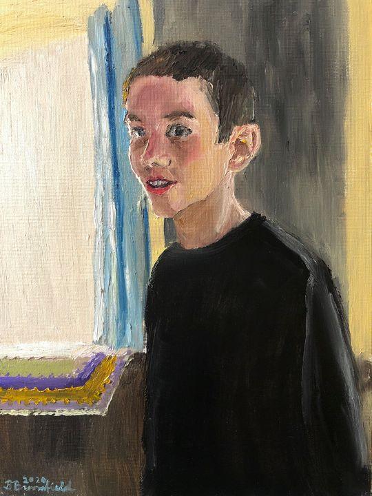 Ben at 13 - Blandine Broomfield