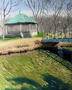 Quiet Waters Park Gazebo at Noon