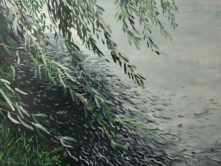 Wind in the Willow - Blandine Broomfield