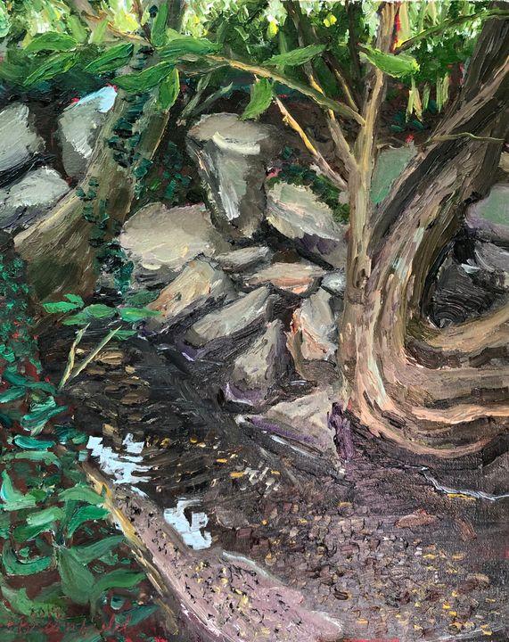 Kensington Stream - Blandine Broomfield