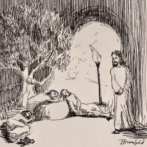 Spirit Willing/Body Frail - Blandine Broomfield