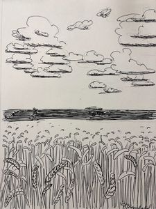 The Fields are Ripe for Harvest - Blandine Broomfield