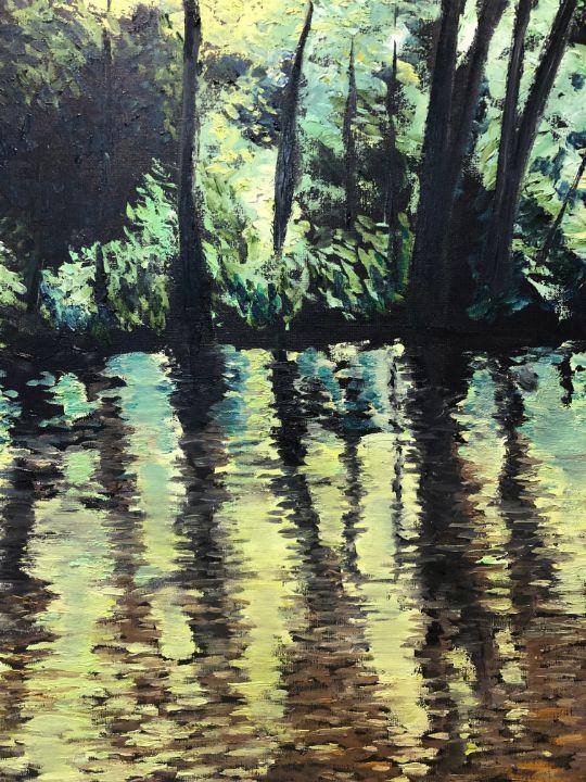 Patapsco Summer - Blandine Broomfield