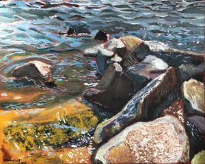 Magothy River Rocks