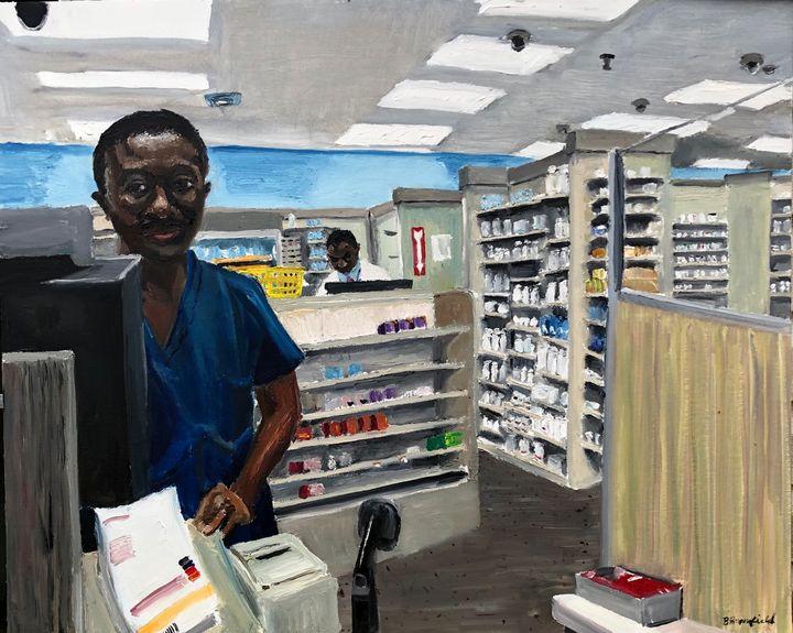 The Pharmacists - Blandine Broomfield