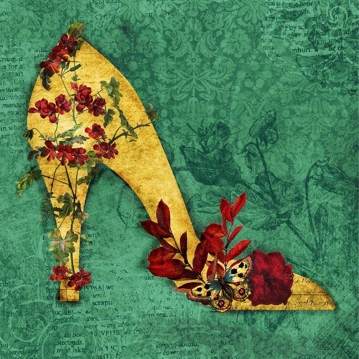 Better Shoes - Sandra Madeline