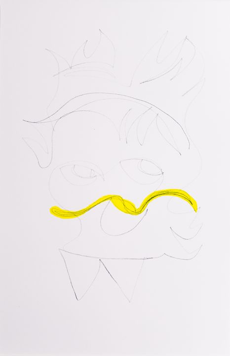 The Yellow Stache of Mr. Pitt - The Spon