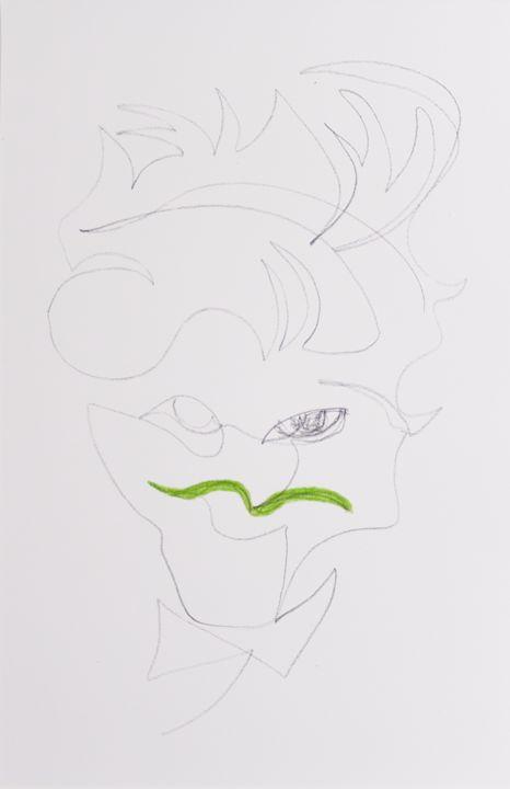 The Green Stache of Mr. Pitt - The Spon