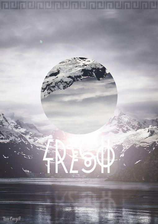 Fresh Mountains - Satori Graphics