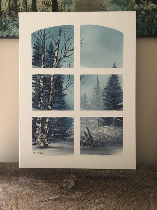 Cold Winter - Walhonding Valley Studios