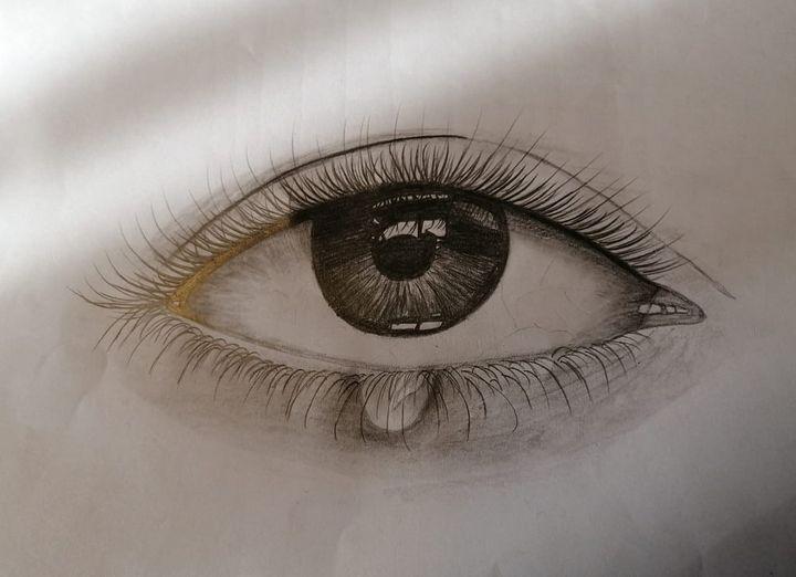 Sad Eye - aMiNA