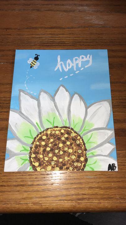Bee Happy - Amber Barnes