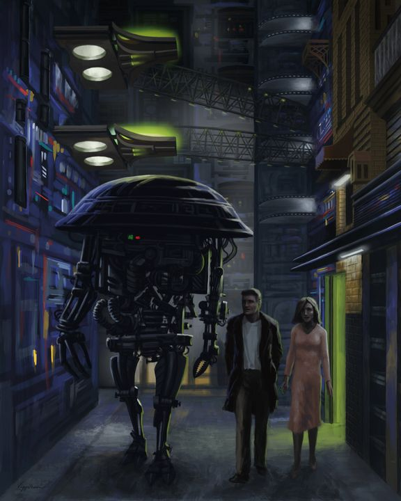 Dystopia - Dean Vigyikan