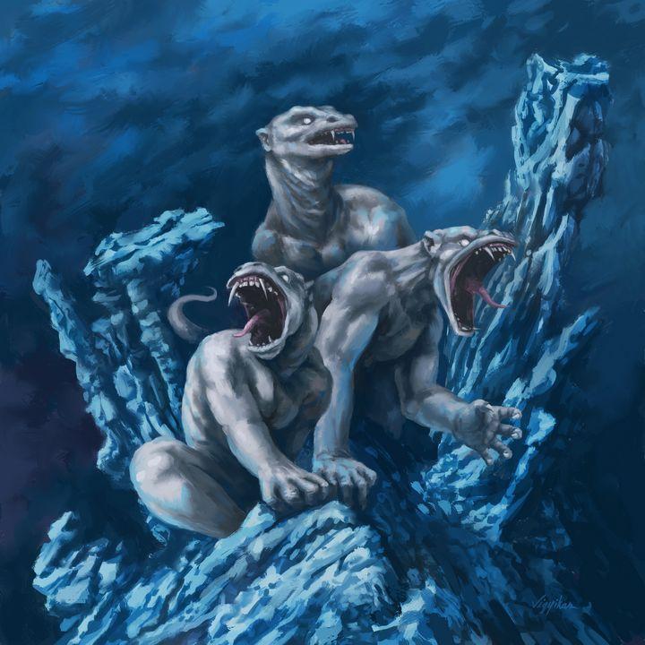 Goblin's Peak - Dean Vigyikan