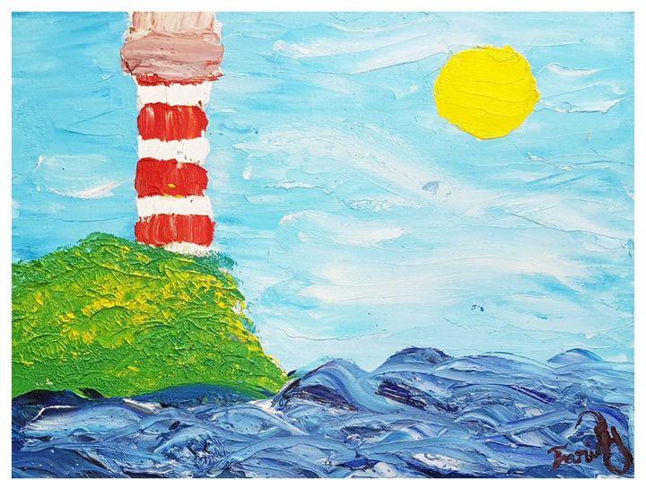 Faro/lighthouse. - GluberArt