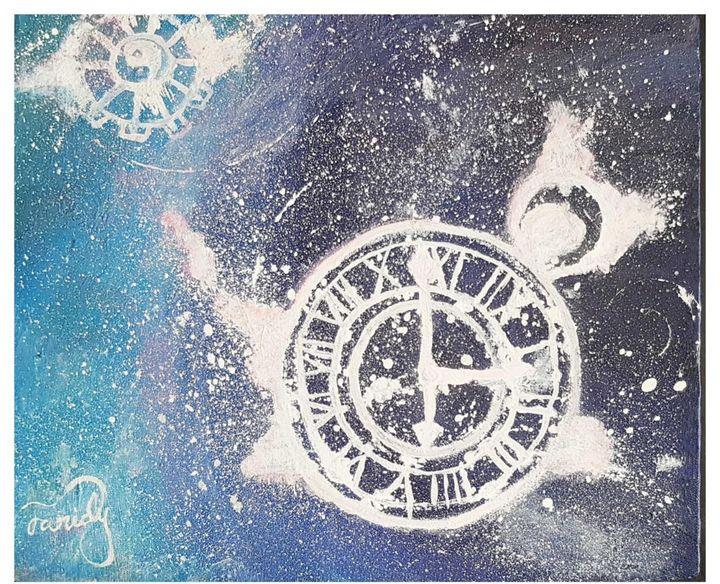 Time is eternal - GluberArt