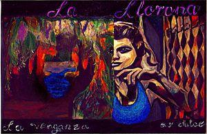 La Llorona- The woman behind the Leg
