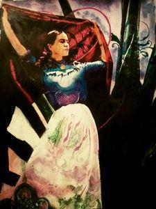 Frida Kahlo- Exploration of Self