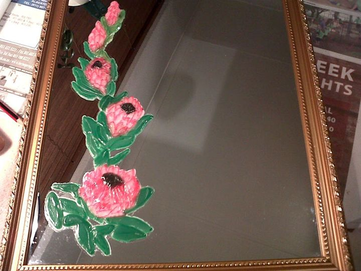 Proteas - Marcelle's Wax Paintings