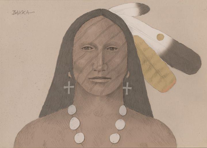 Indian 1 - Leif Bakka
