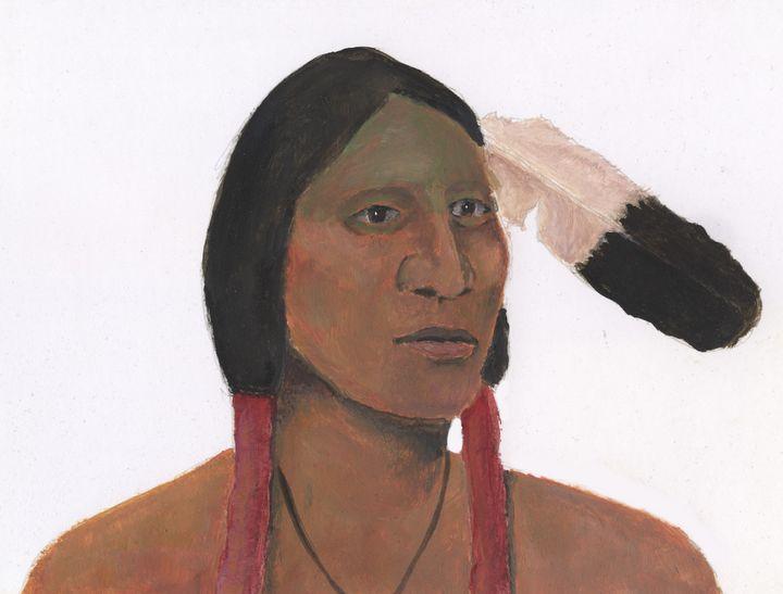 American Indian - Leif Bakka