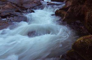 Rapids of Dojkinacka river