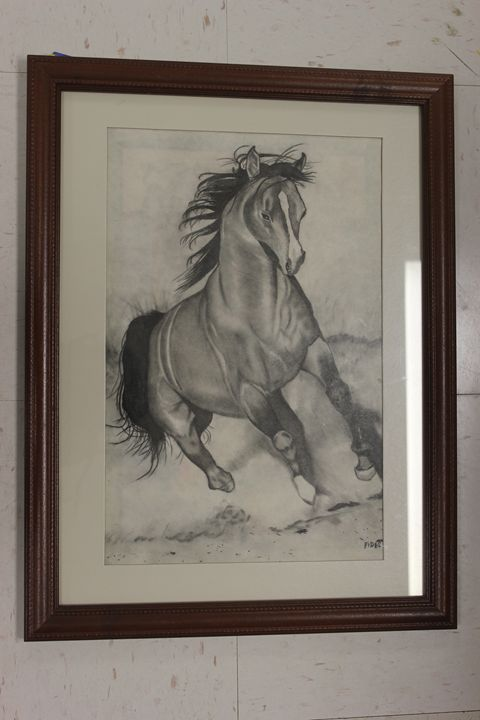 Galloping - Fides' Creations