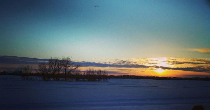 Bright days ahead - Alyssa