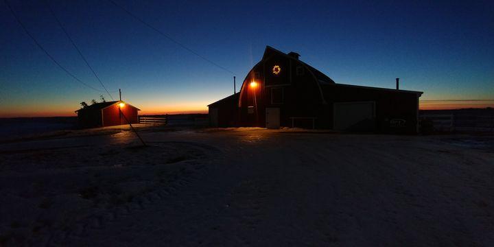 Barn of the century - Alyssa