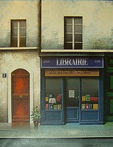 Thomas Pradzynski Librairie St. G